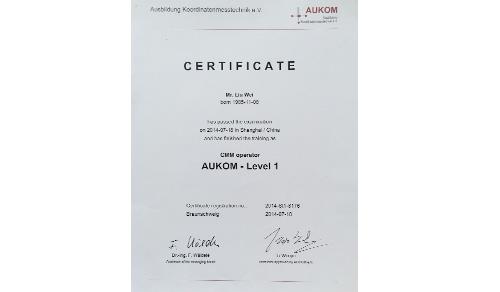 AUKOM-Level