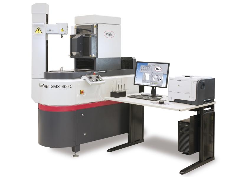 MarGear GMX 400 C 通用齿轮测量中心