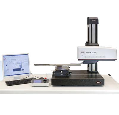 综合性轮廓和表面测量站MARSURF LD 130