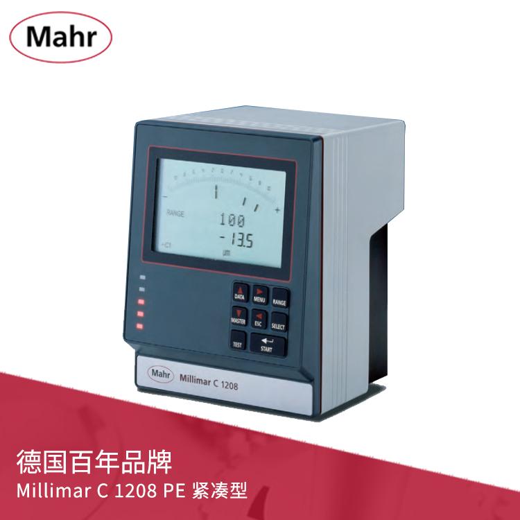 数显紧凑型放大器气动量仪 Millimar C 1208 PE