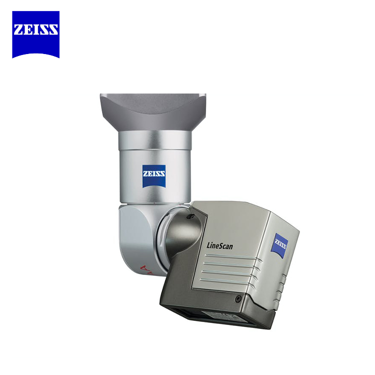ZEISS LineScan 光学式扫描探头 (光速点云)