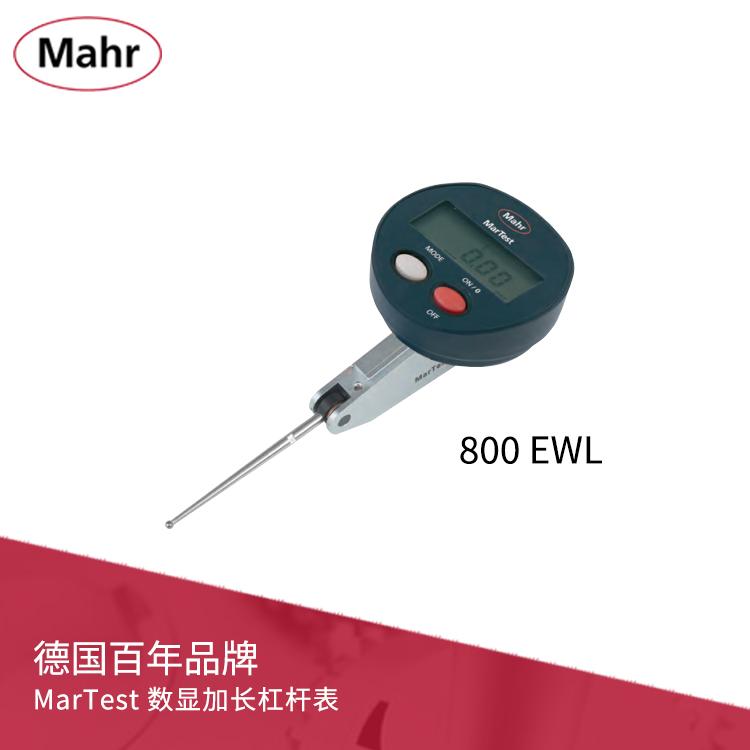 IP65数显杠杆表 数据输出 MarTest 800 EWL