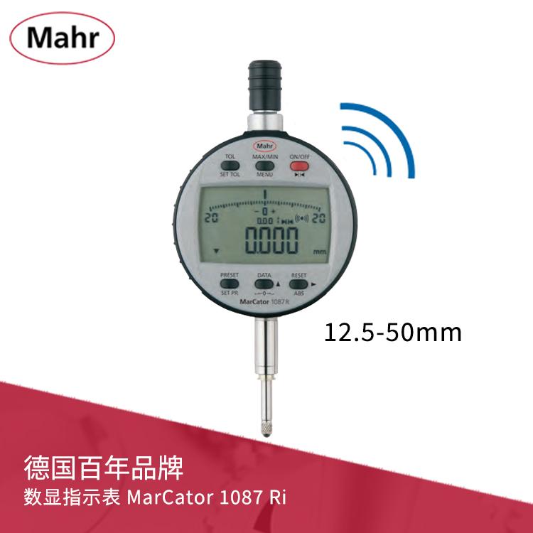 数显指示表 MarCator 1087 Ri 无线输出数据